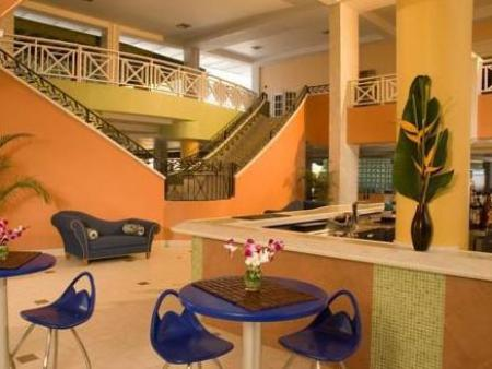 Lobby Holiday Inn Resort Montego Bay All Inclusive