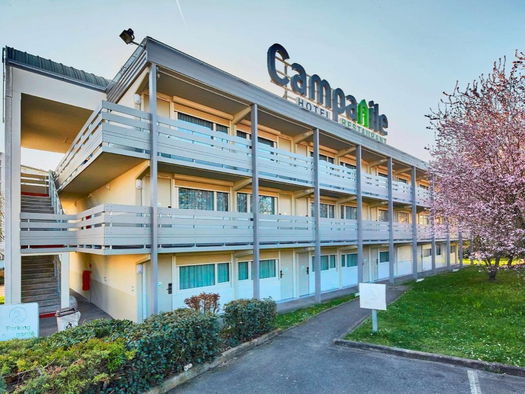 Hotel Campanile Marne La Vallee Chelles (Hotel Campanile ...