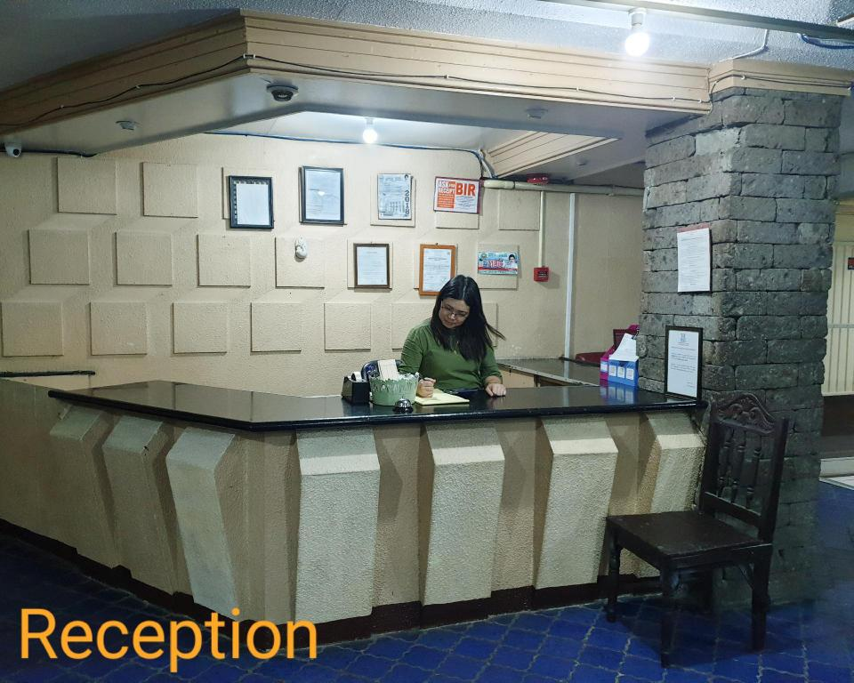 Lobby Migz Pension House