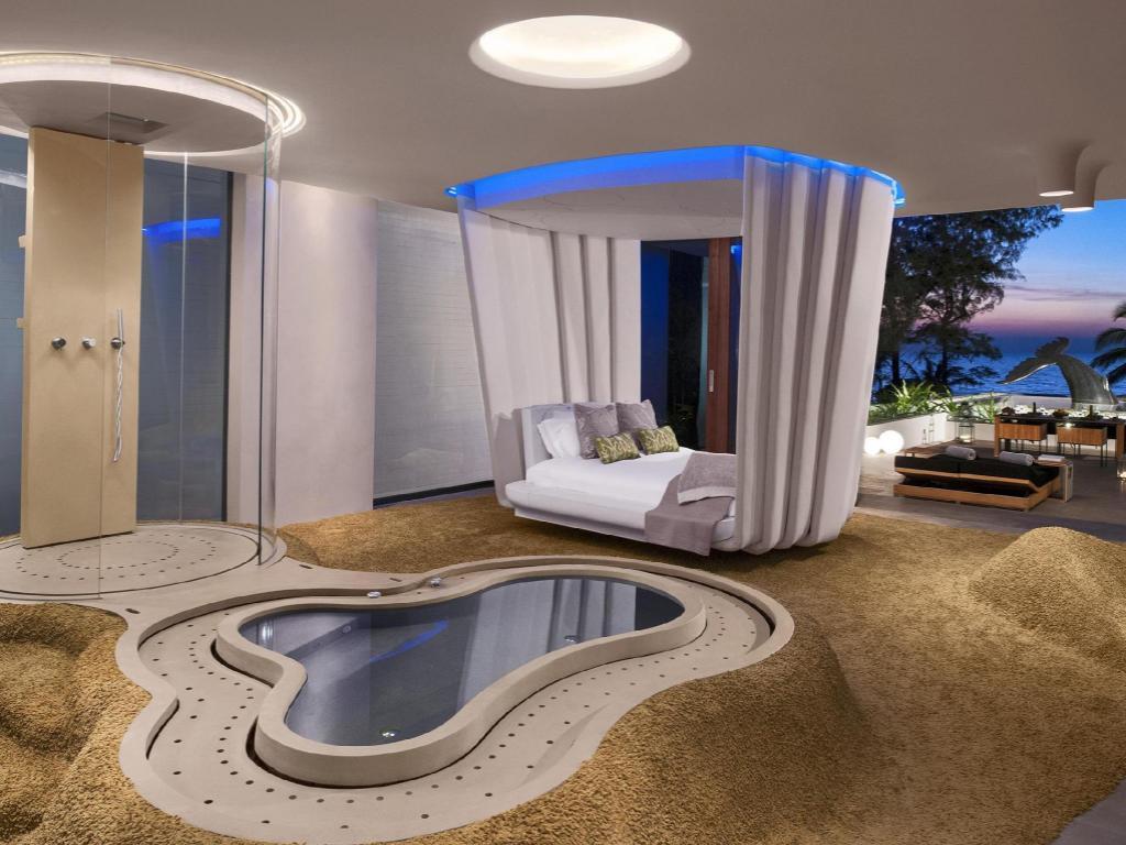 One Bedroom Aerial View Iniala Beach House