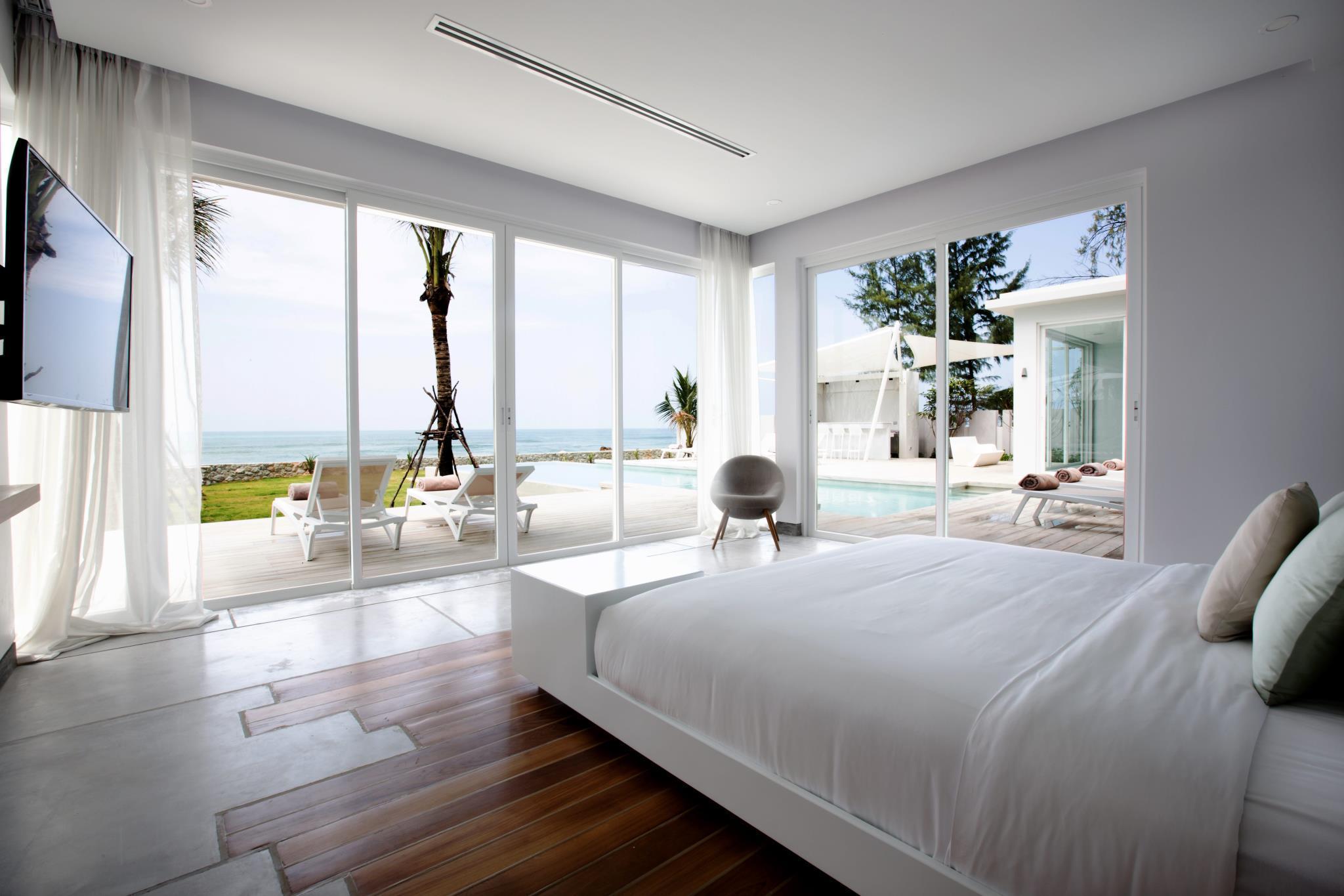 Emejing Iniala Luxus Villa Am Strand A Cero Gallery - Amazing Home ...