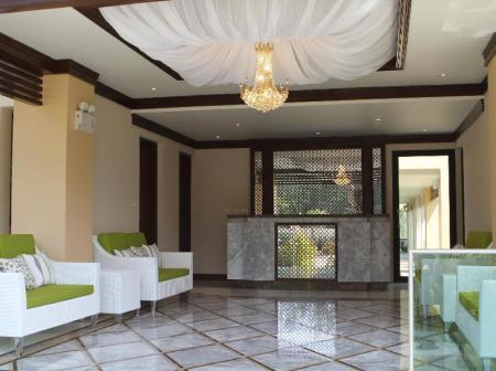 Lobby Ataman Luxury Villas