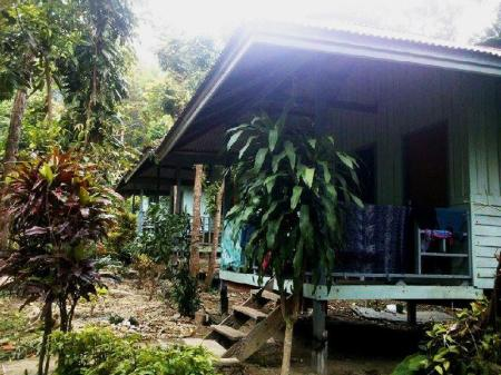 1 Person in 4-Bed Dormitory - Mixed Chill Out Bar and Bungalow