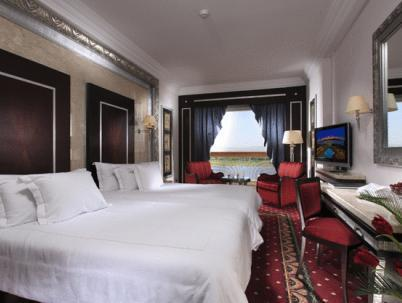 Royal Deluxe Double or Twin Room with Front Nile View
