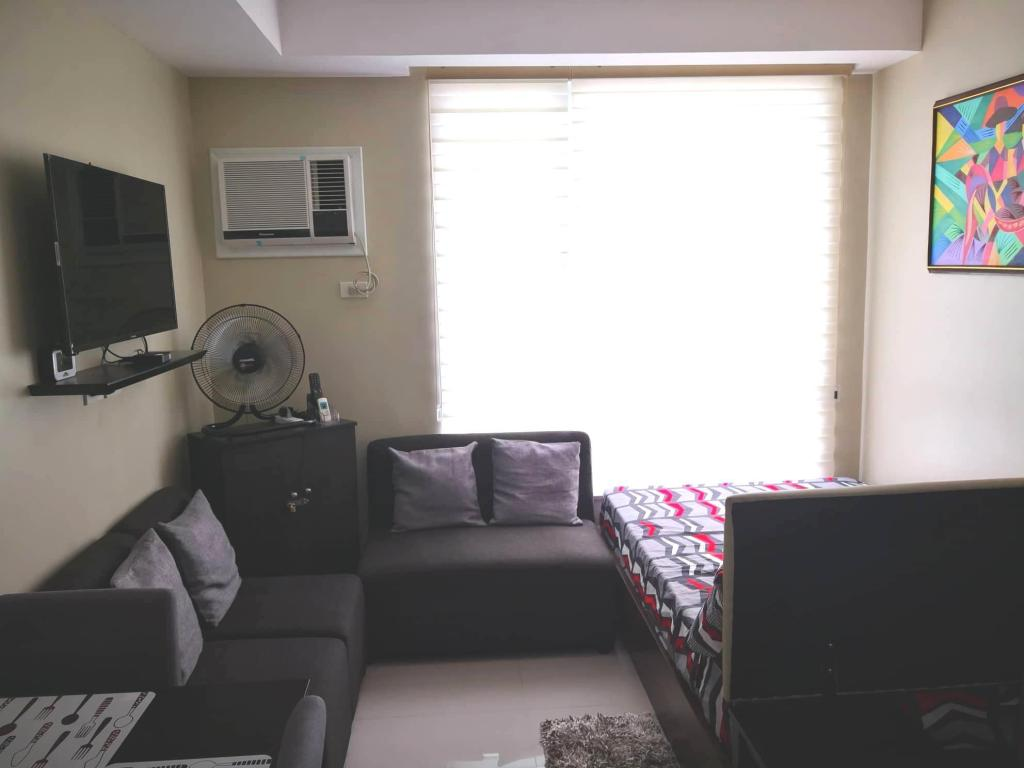 Interior view Fully furnished condo for staycation