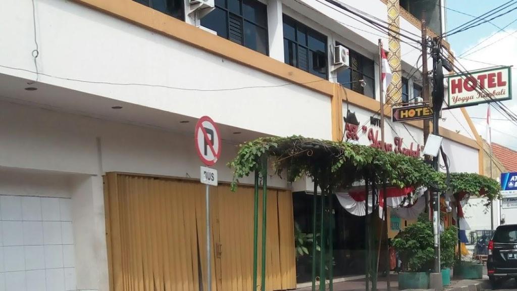 Hotel Yogya Kembali Pusat Kota Yogyakarta Yogyakarta Agoda Com