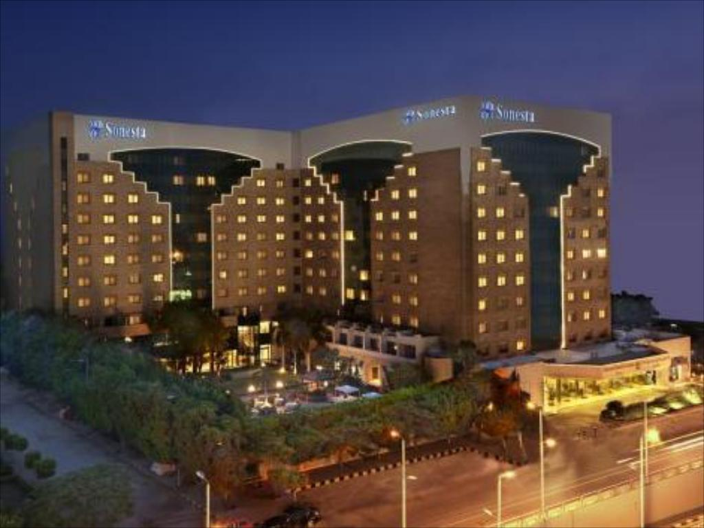 More about Sonesta Hotel Tower & Casino Cairo