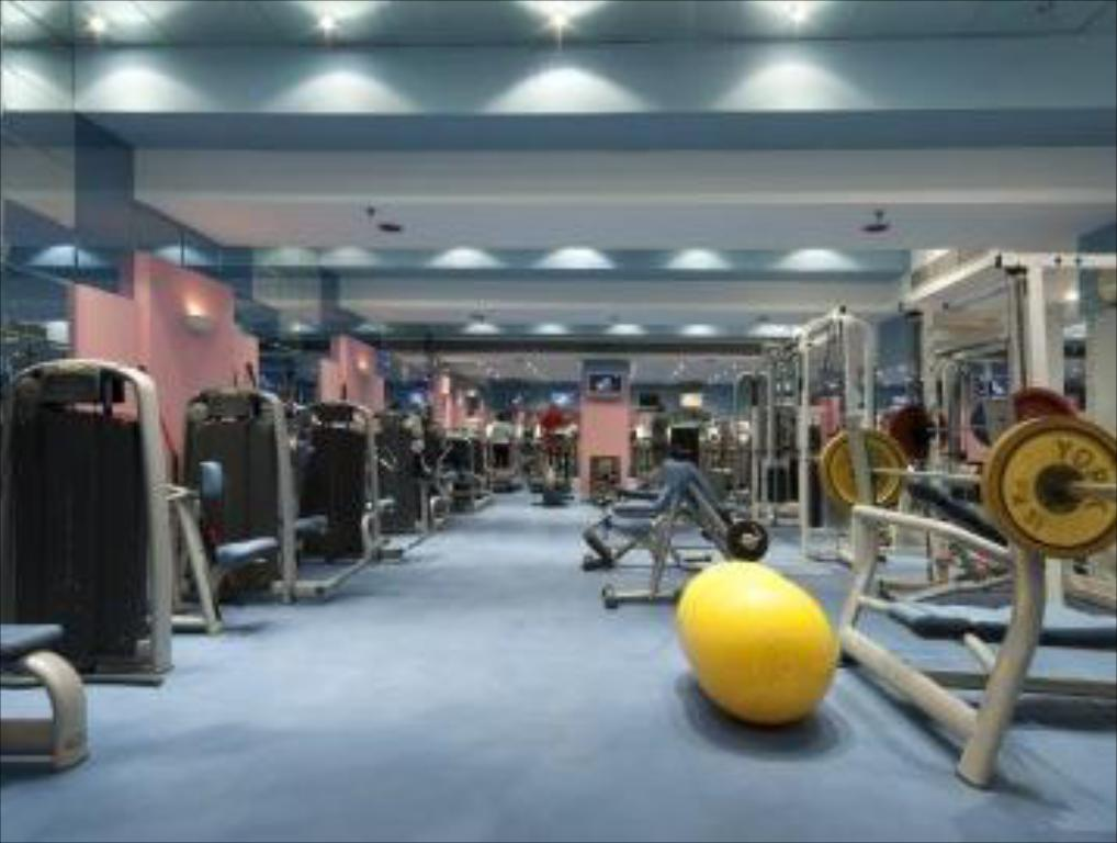 Fitness center Sonesta Hotel Tower & Casino Cairo
