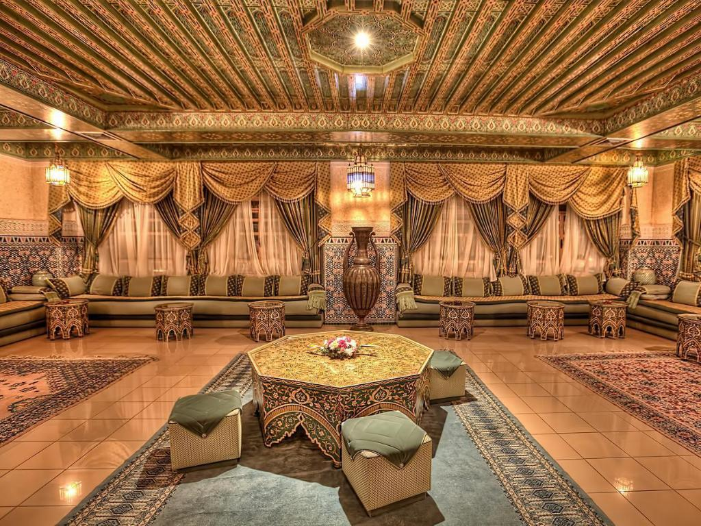 Interior view Sangho Club Privilege Marrakech