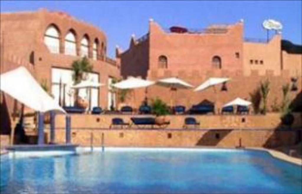 Swimming pool Hotel Kasbah Le Mirage & Spa