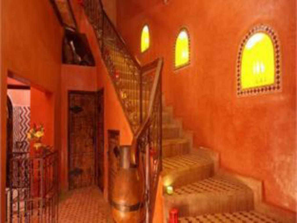 Interior view Hotel Kasbah Le Mirage & Spa