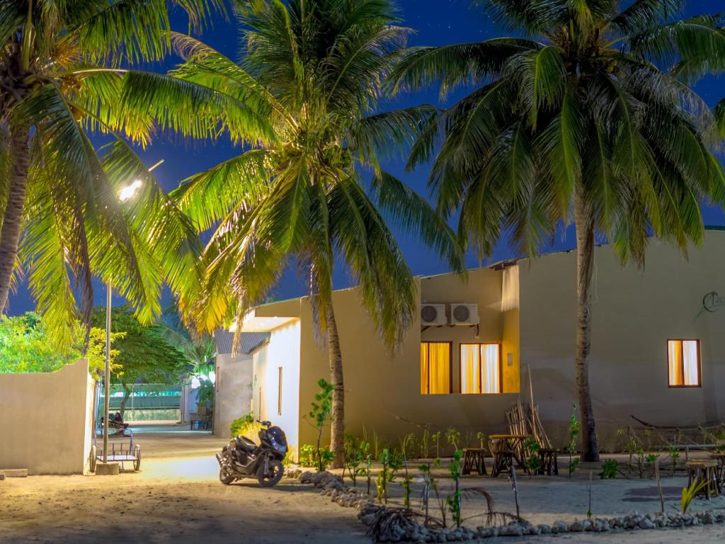 More about Zest Cabana at Maafushi