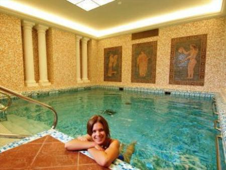 Swimming pool Orea Spa Hotel Palace Zvon