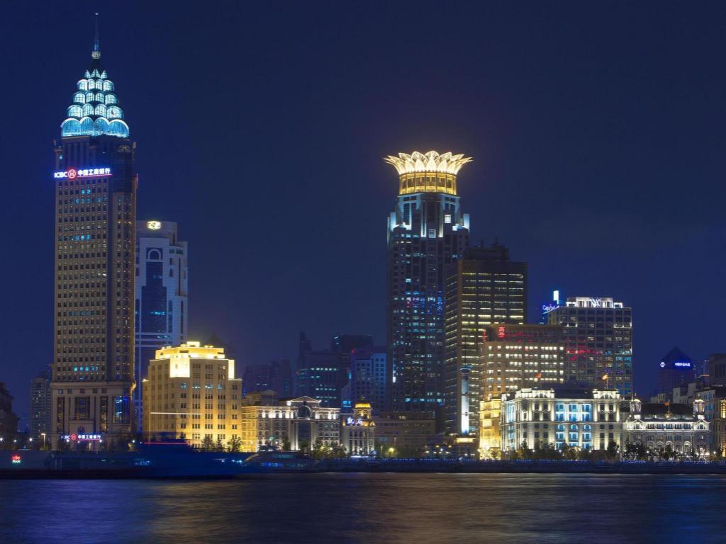 More About The Westin Bund Center Shanghai Hotel