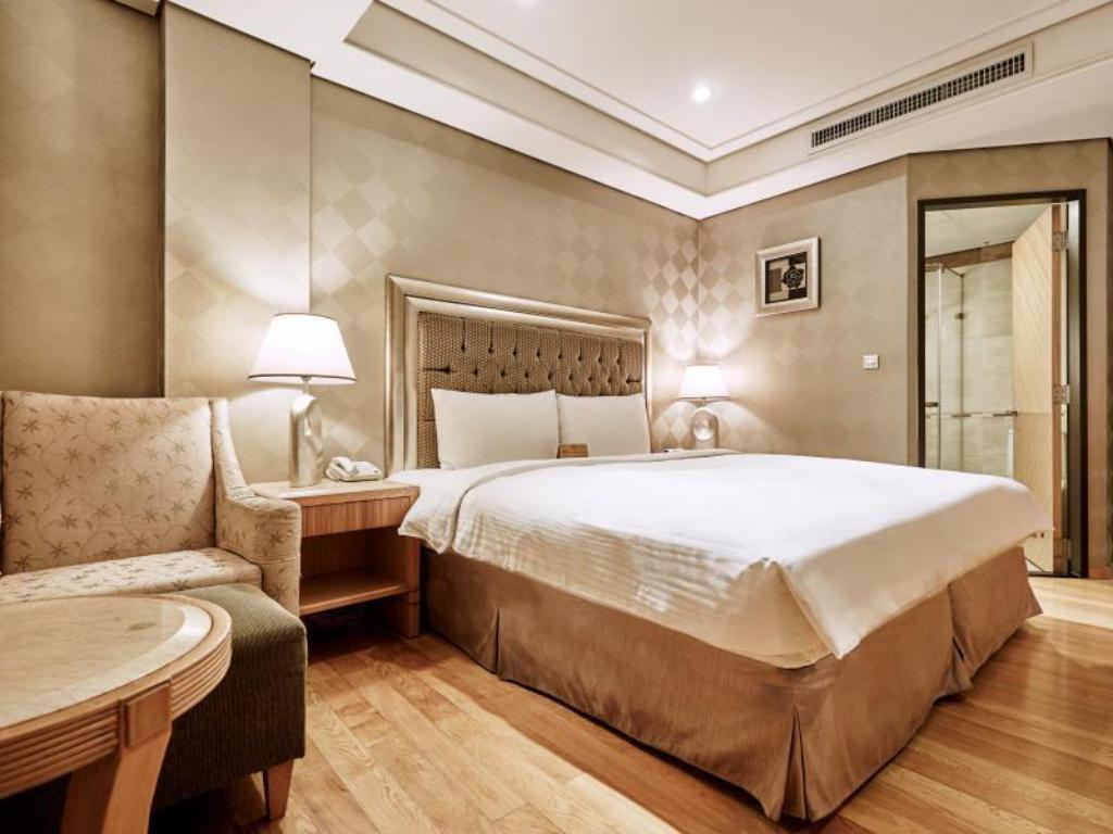 Economy Room - Guestroom Beauty Hotels -Hsuanmei Boutique