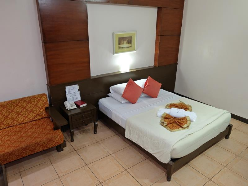 Main Building Deluxe Room with Double Bed