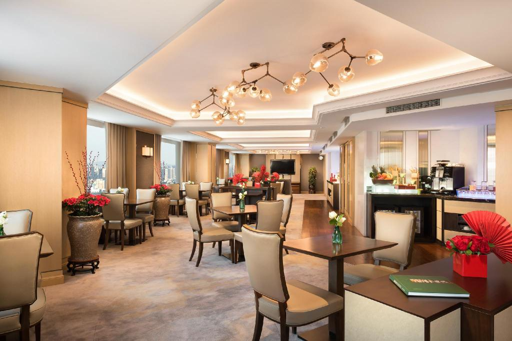 Club Horizon - Area umum Shangri-La Hotel Changchun