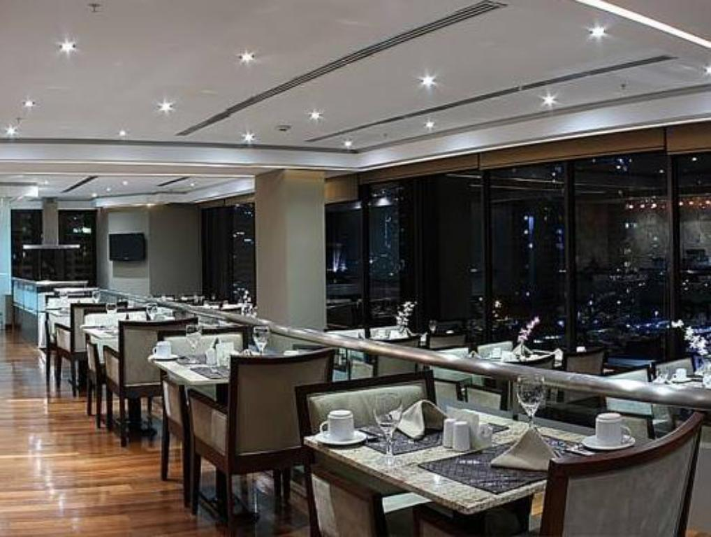 Club - Restaurang Sheraton Grand Panama