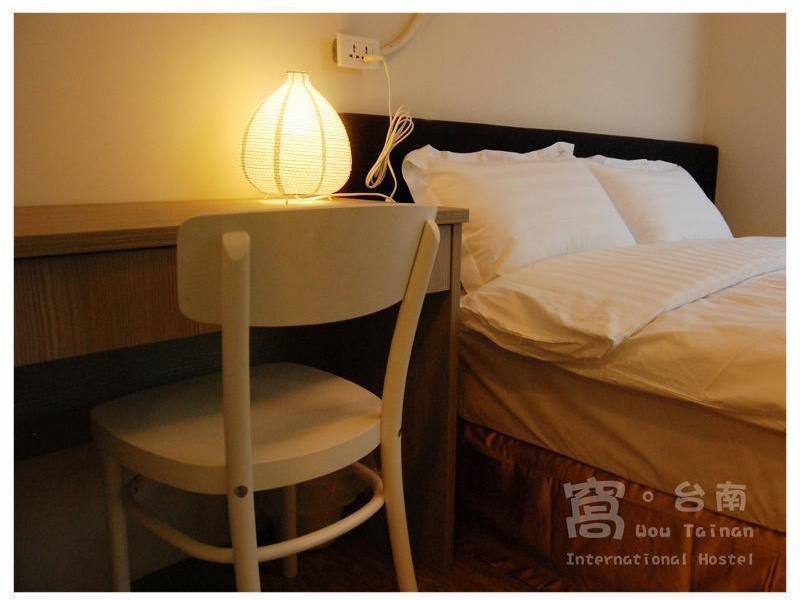 雙人房 - 需共用浴室 (Double Room with shared bathroom room)