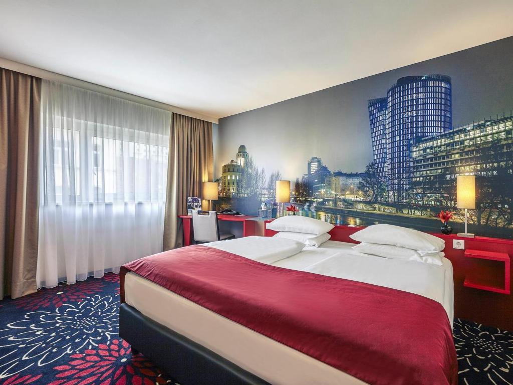 See all 41 photos Mercure Wien City Hotel