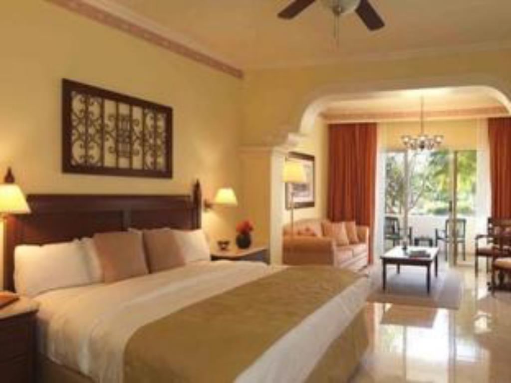 Junior Suite Hot Deal Guestroom Melia Coco Beach Puerto Rico