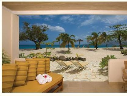 Suite - ved stranden (Suite - Beach Front)