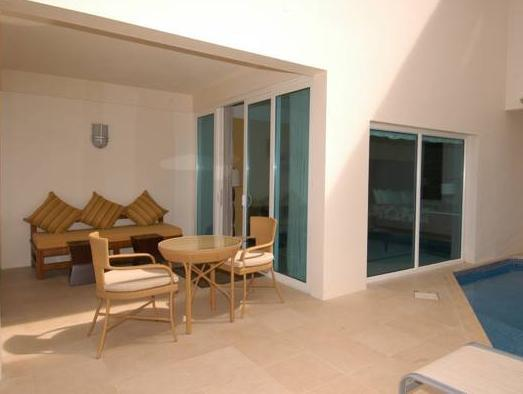 Svit med privat pool (Suite with Private Pool)