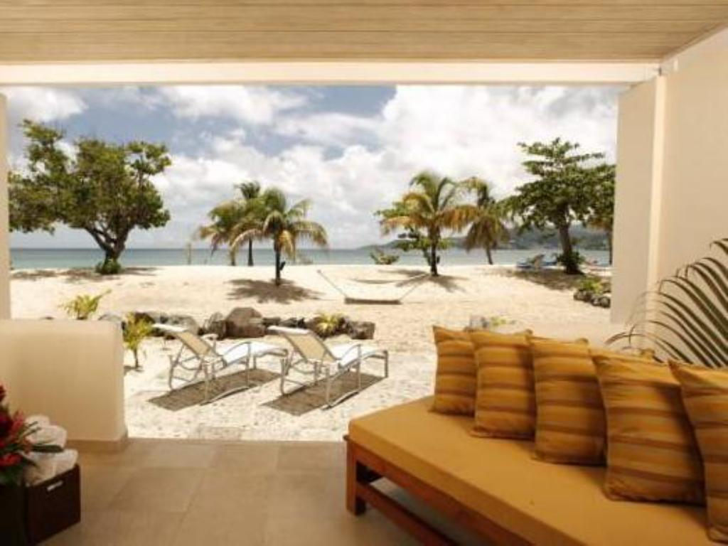 Interior view Spice Island Beach Resort