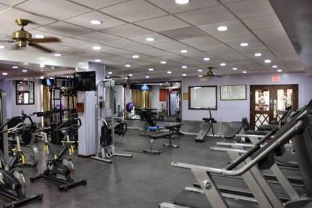 Fitness center Radisson Fort George Hotel and Marina