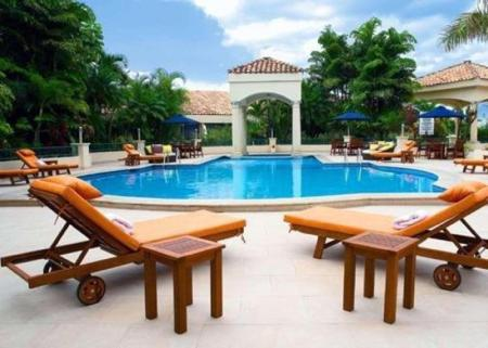 Swimming pool [outdoor] Clarion Hotel Real Tegucigalpa