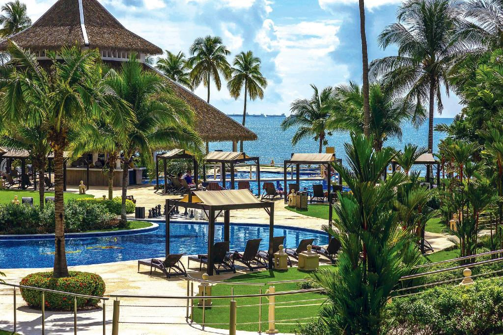 Zwembad (buiten) Dreams Delight Playa Bonita Panama - All Inclusive