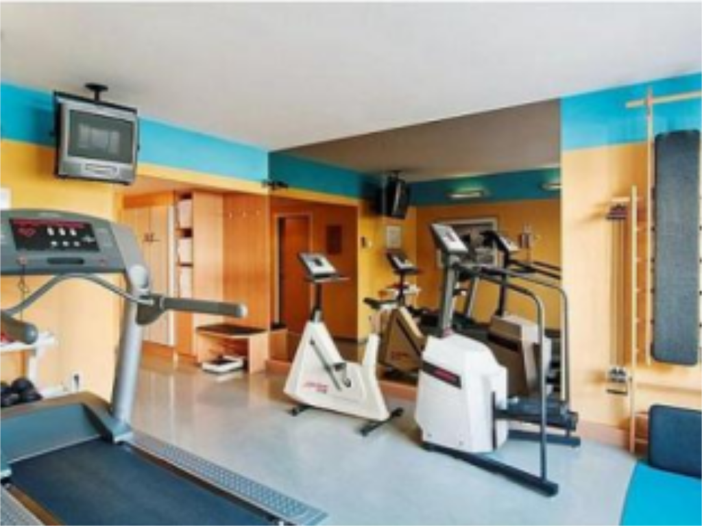 fitnesscenter Hilton Garden Inn Vienna South