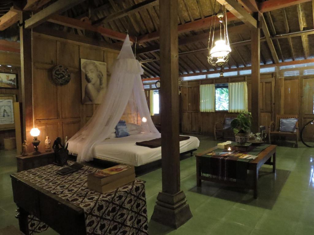 Rumah Limasan Jawa Homestay Yogyakarta Promo Harga Terbaik Agoda Com