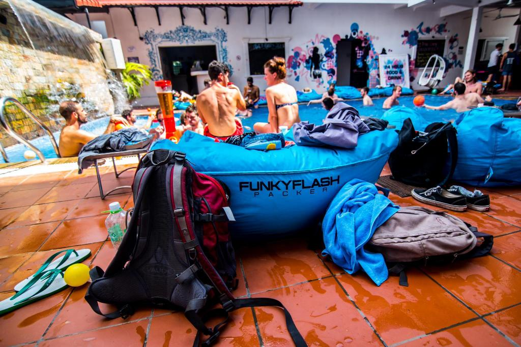 More about Funky Flashpacker Hostel