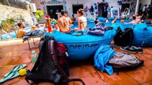 Funky Flashpacker Hostel