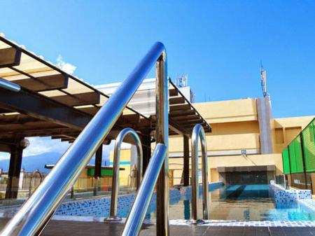 Swimming pool Hotel Fina