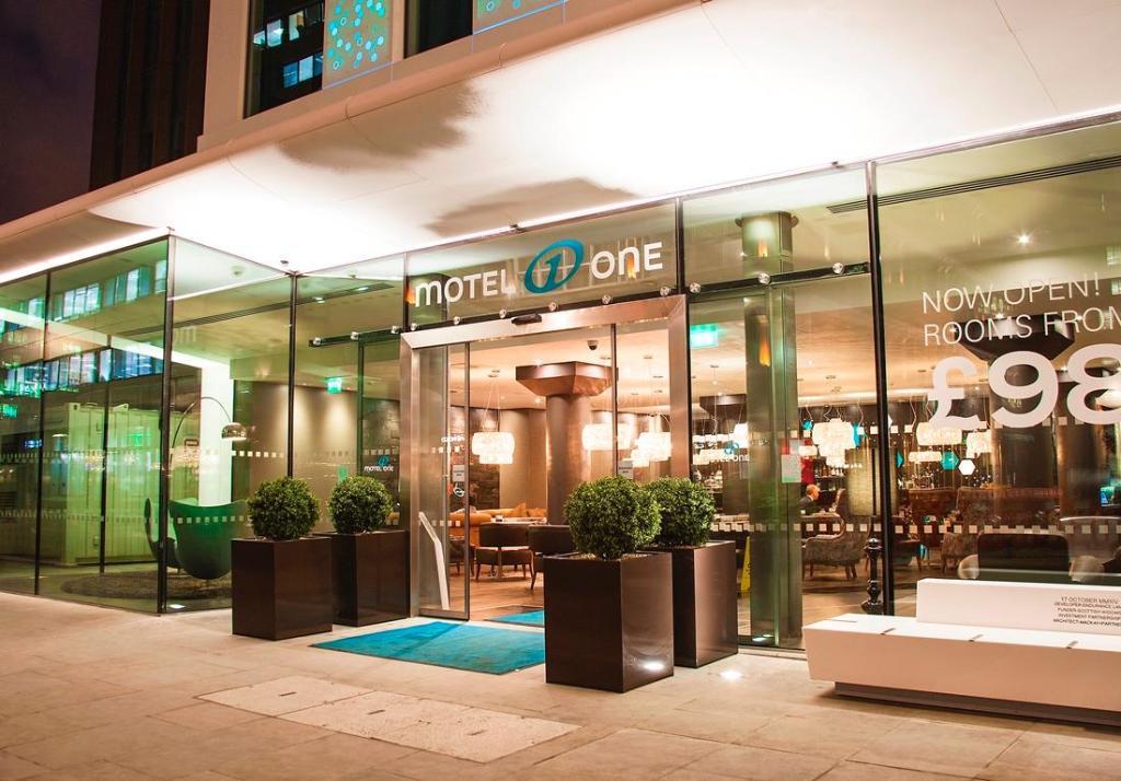 Motel One London - Tower Hill, Vereinigtes Königreich ab ...