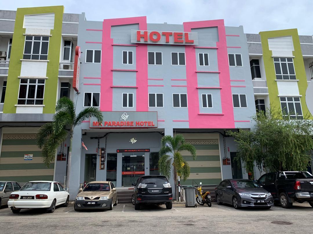 Mk Paradise Hotel In Bukit Gambir Room Deals Photos Reviews