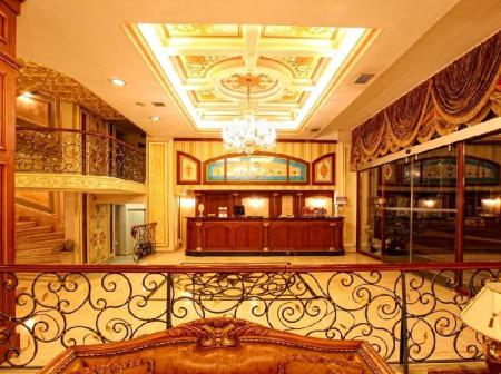 Interior view Golden Horn Sultanahmet Hotel