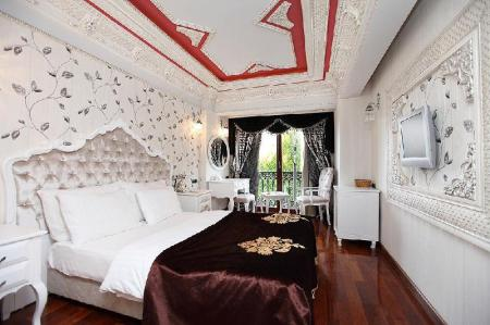 Standard Double/Twin Room Golden Horn Sultanahmet Hotel