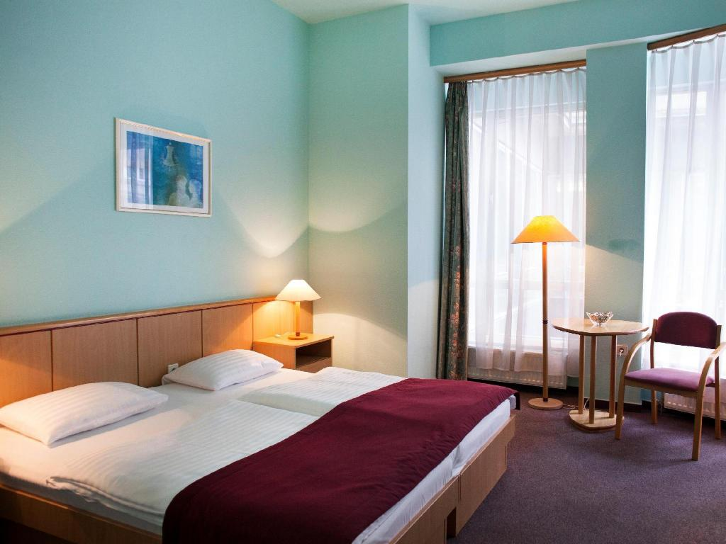 Standard Double Or Twin Room (1 Double Bed)