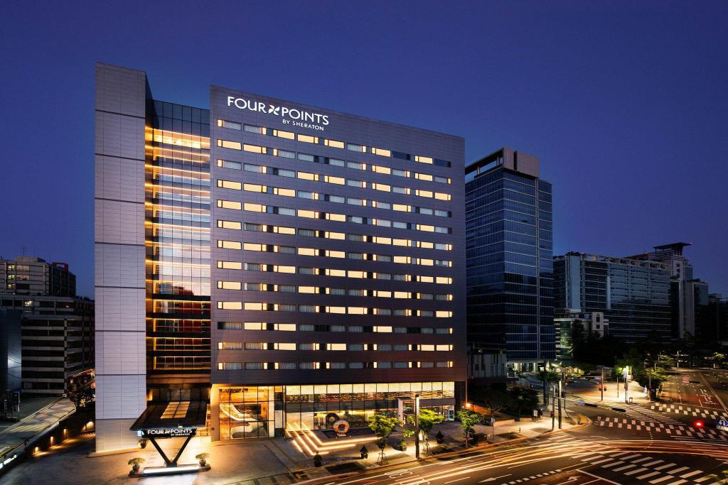 More about Four Points by Sheraton Seoul, Guro