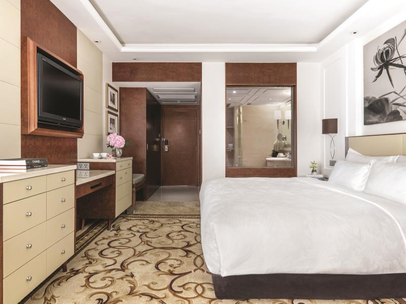 Kamar Superior dengan Ranjang Twin dan Pemandangan Halaman (Superior Courtyard View Room with Twin Bed)