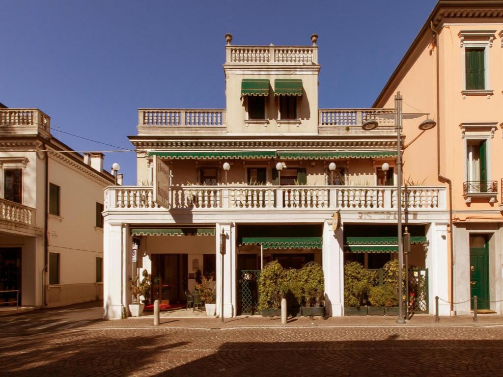 Das Hotel Kappa in Venedig buchen