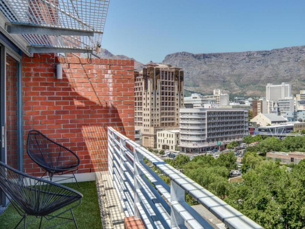 De Waterkant Luxury Apartments