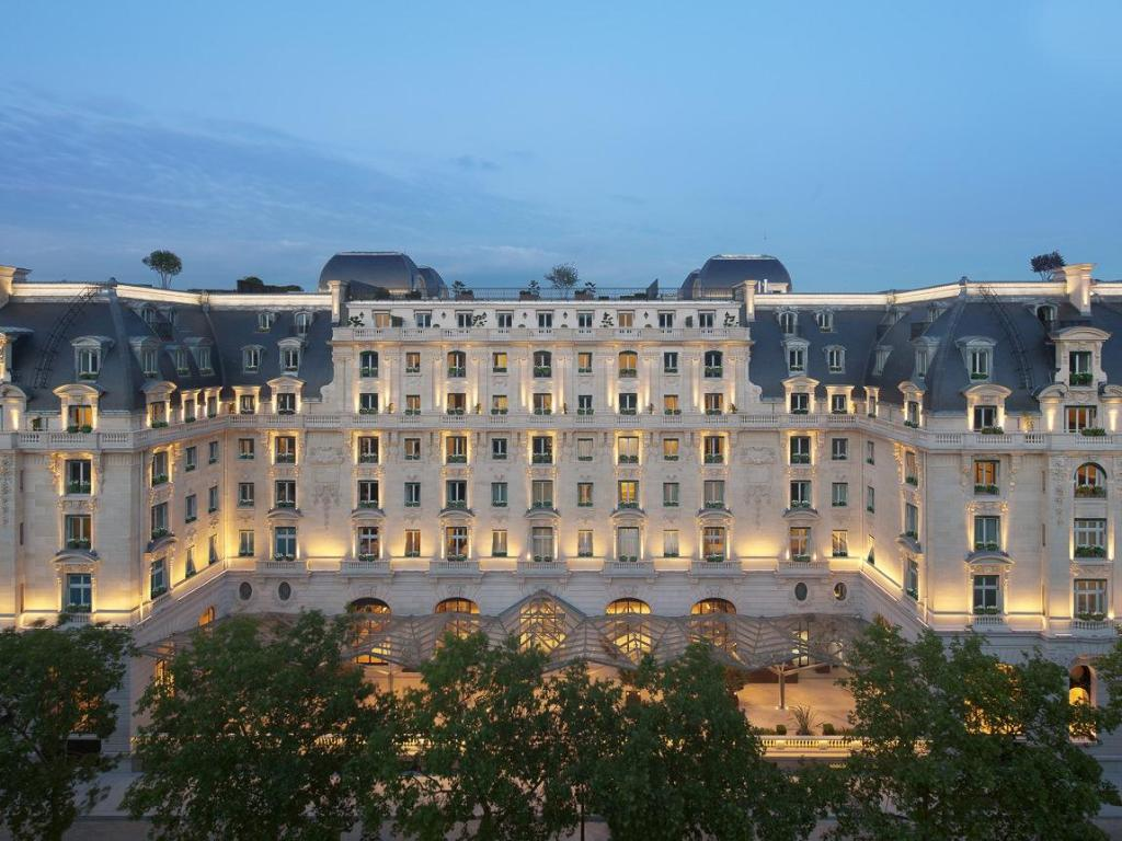 More about The Peninsula Paris