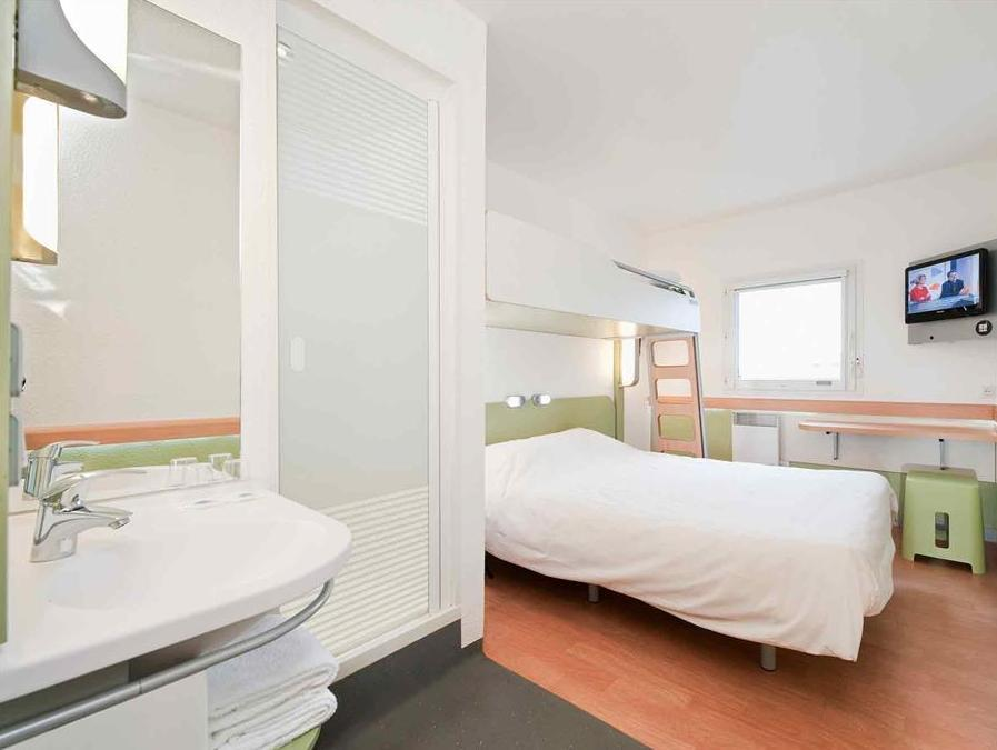 jardin porte de vincennes Rooms available at ibis budget Paris Porte de Vincennes