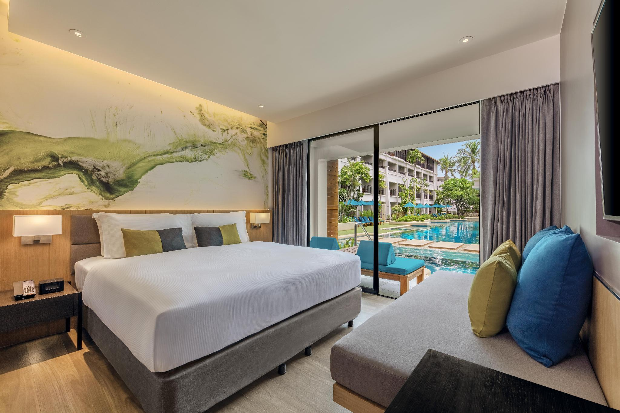 King Premium Room With Pool Access
