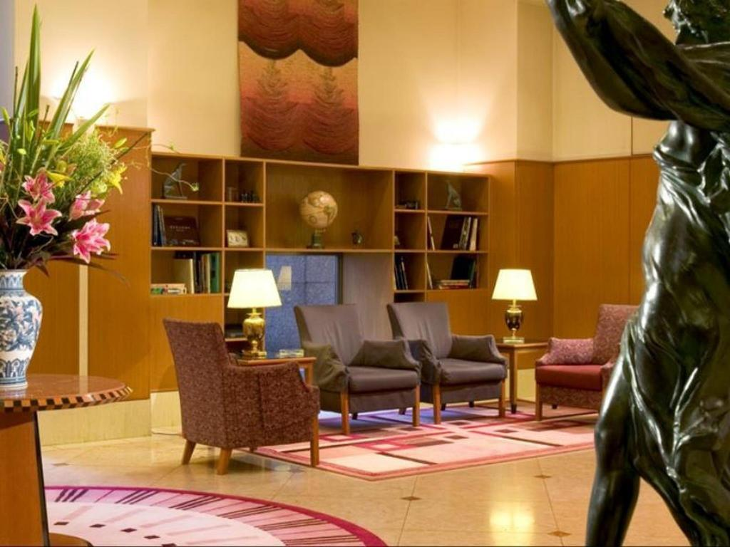 Lobby The Cypress Mercure Hotel Nagoya