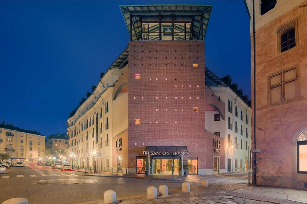 Nh Torino Santo Stefano Turin Booking Deals Photos Reviews